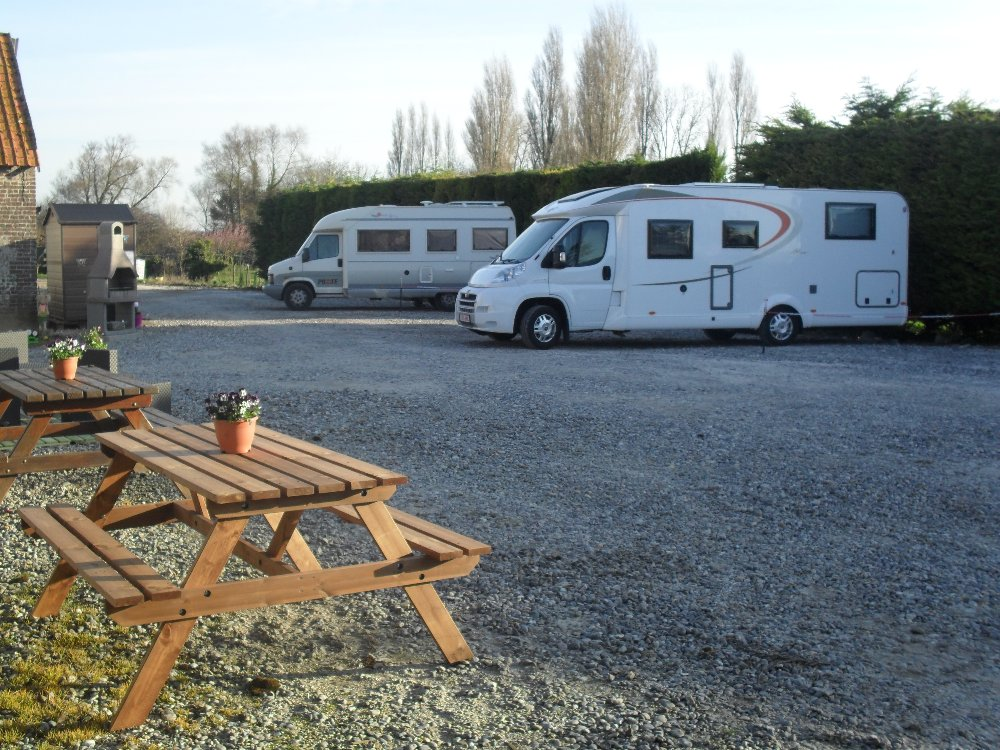 Accueillant CCH camping-car à Abbeville - Somme (80)